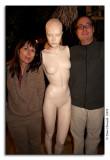 Margaret, Unidentified Friend & Willy