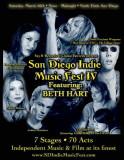 San Diego Indie Music Fest IV