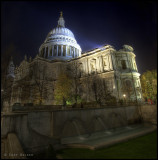 St Pauls Panorama HDR experiment