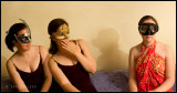 Masked Ball Wardrobe Disaster