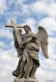 Angel with Cross