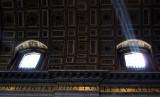 Vatican City Sunlight