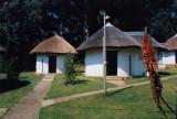 Round house accomodation at the Rhodes Nyanga
