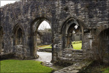 Abbey arched doorway