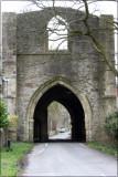 Gatehouse of the Abbey (c 1330)