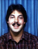 Senior year at Buckley High School. I was very proud of my first mustache!