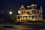 Victorian House minus car