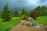 Storm Clouds over Wallace Ruff Jr. Memorial Park
