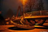 Defasio Bridge stairs