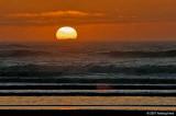 Sunset at Beverly Beach