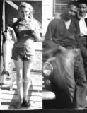 Carol and Vern - 1955