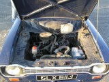 Dirty engine bay - we'll have that sorted!