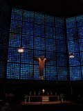 inside the new church