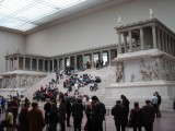 ...and the Pergamon Altar inside