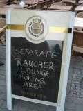 Attention, Rauchers!