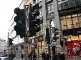 the Berlin pedestrian crossing figures