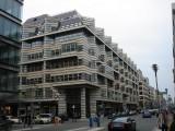 the shopping center Quartier 206, outside...