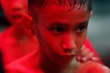 Young Muay Thai boxer-Pattaya