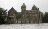 Chateau de Guerre, abandoned...