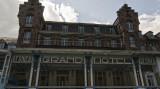 Grand Hotel Regnier, abandoned...
