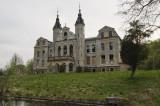 Castle Mellow, abandoned...
