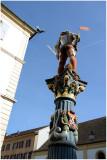 Fontaine du Banneret inférieure