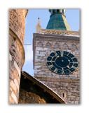 Le Château et son horloge