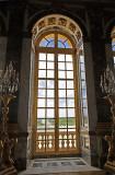 Fenêtre de la galerie