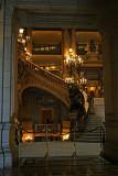 Aperçu sur le grand escalier