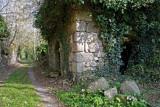 Vestiges de l'abbaye de Grandmont