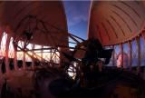 Gemini North at sunset