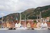 Bergen - Tall ships race 2008