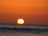Sunset - Beach in Carlsbad, California