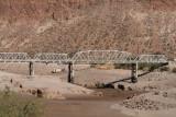 Boulder Canyon Bridge