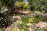 April in the Demonstration Garden