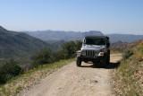 Jeep on FS 650