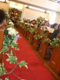Decoration @ church