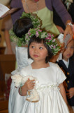 Wedding @ church by Amos