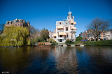 Amsterdam - CityScape - Along Canals - 0679