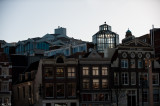 Amsterdam - CityScape - Along Canals -0722
