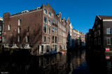Amsterdam - CityScape - Along Canals - 0402