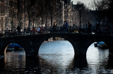 Amsterdam - CityScape - Along Canals -0395