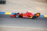 Justin Wilson, Newman/Haas/Lanigan Racing