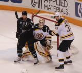 San Jose Sharks vs. Boston Bruins - January, 2010