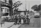 Jong Nederland fietskamp 1963 - grens bij Maaseik