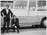 Jan Leenders en ik - the sixties