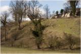 Gronsveld - Savelsbos - Boswachterhuisje met mergelgrotten