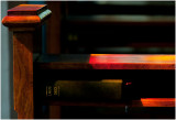 Rijckholt - sfeerlicht in de kerk
