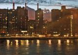 Sunrise Roosevelt Island, NYC