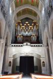 Pipe organ in Catedral de la Almudena